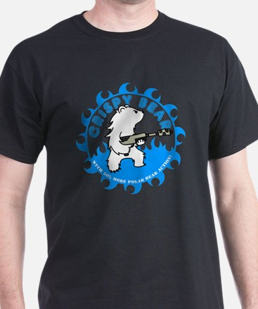 crispy_bear_blue T-Shirt