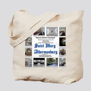 13-Cover for Wren Church done Tote Bag