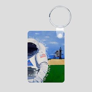 alldressedup Aluminum Photo Keychain