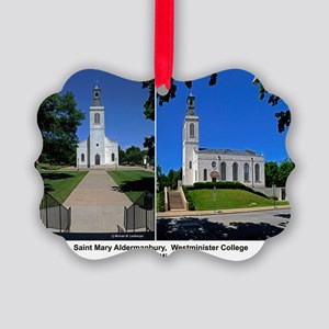 01-Ext- 2- of Church Picture Ornament