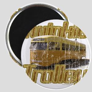 Twinkie Trolley t-shirt Magnet