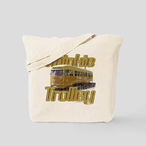 Twinkie Trolley t-shirt Tote Bag