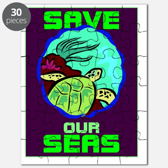 SAVE OUR SEAS Puzzle