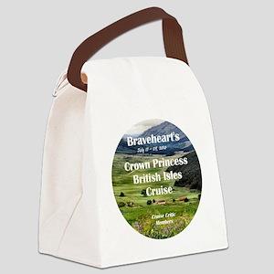July 17-29, 2010 British Island c Canvas Lunch Bag