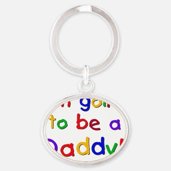 CPKIDSBEADADDY Oval Keychain