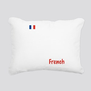 04_French_10x10_wc Rectangular Canvas Pillow