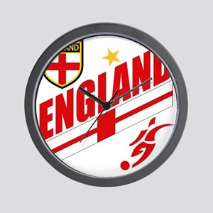 england aaa Wall Clock