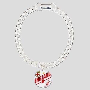 england aaa Charm Bracelet, One Charm