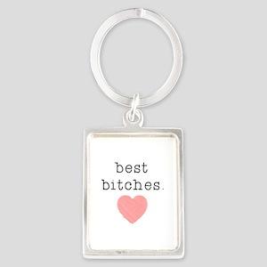 Best Bitches Keychains