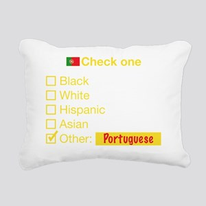 2-10_Portugal_10x10_wc Rectangular Canvas Pillow
