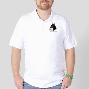 Dobe-Add Love Golf Shirt