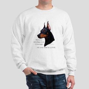 Dobe-Add Love Sweatshirt