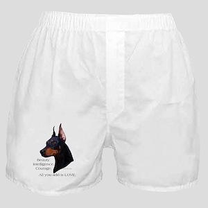 Dobe-Add Love Boxer Shorts