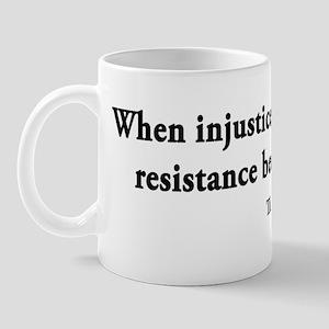 resisdutB Mug
