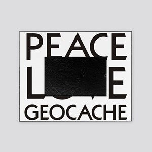 peace_love_geocache Picture Frame