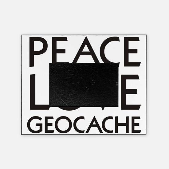 peace_love_geocache Picture Frame