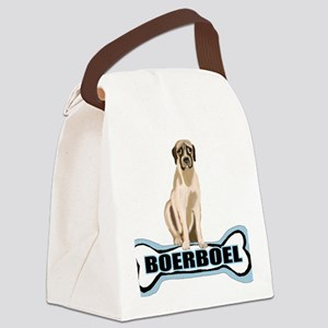 bone BOERBOEL Canvas Lunch Bag