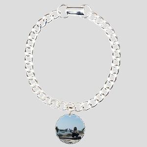 CastilloDeSanMarcos2_14X Charm Bracelet, One Charm