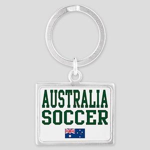 AustraliaWHT Landscape Keychain