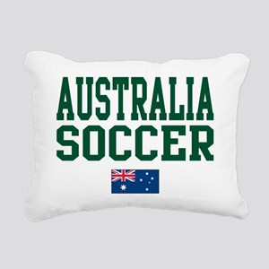 AustraliaWHT Rectangular Canvas Pillow