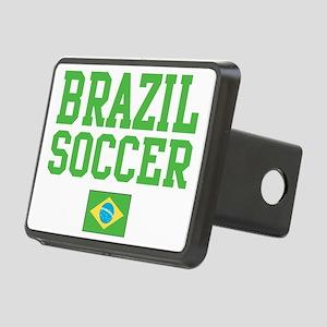BrazilYELLOW Rectangular Hitch Cover