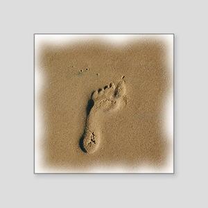 """10x10footprint. Square Sticker 3"""" x 3"""""""