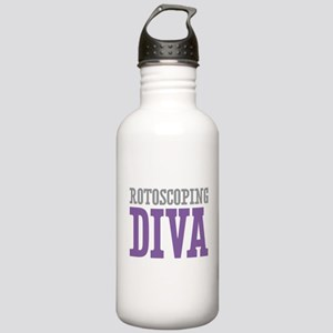Rotoscoping DIVA Stainless Water Bottle 1.0L