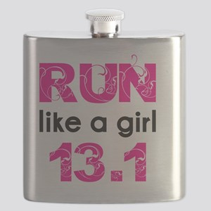 running_swirl_sticker13 Flask