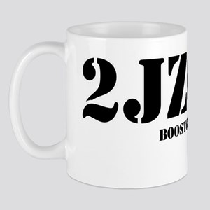 BoostGear - 2JZGTE Stencil T-Shirt - Li Mug