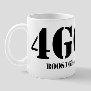 BoostGear - 4G63 Stencil T-Shirt - Ligh Mug