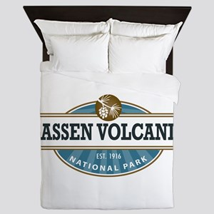Lassen Volcanic National Park Queen Duvet