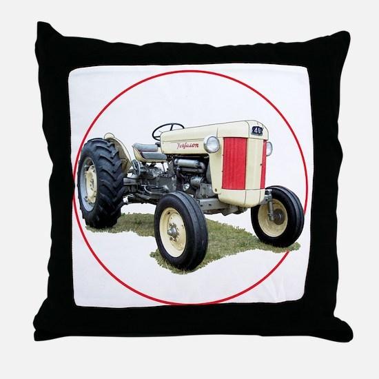 ferg40-C8trans Throw Pillow