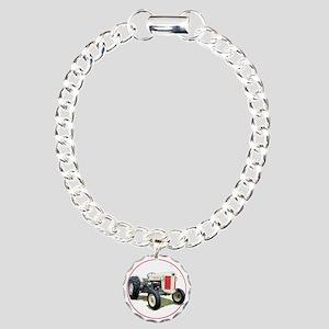 ferg40-C8trans Charm Bracelet, One Charm