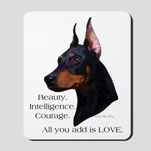 Dobe-Add Love Mousepad