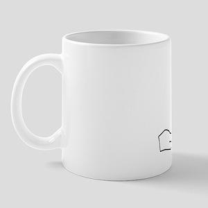 Little-friend-(black-shirt) Mug