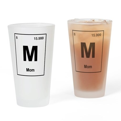 MOMELEMENT Drinking Glass