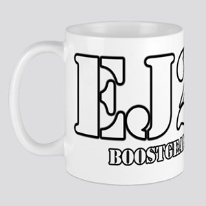 BoostGear - EJ22 Stencil T-Shirt - Dark Mug