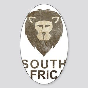 southafrica1 Sticker (Oval)