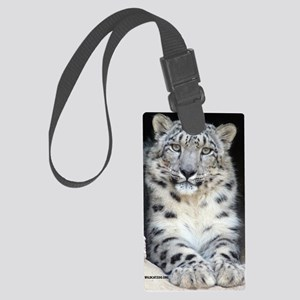 2-zachJ Large Luggage Tag