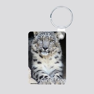 2-zachJ Aluminum Photo Keychain