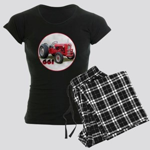 Ford661-C8trans Women's Dark Pajamas