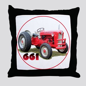 Ford661-C8trans Throw Pillow