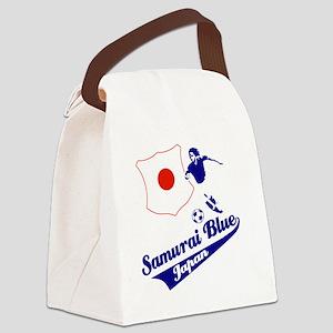 japan soccer Canvas Lunch Bag