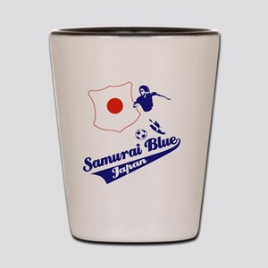 japan soccer Shot Glass