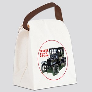 T-centerDoor-C8trans Canvas Lunch Bag
