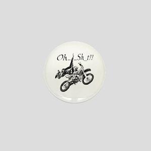 OH......Sh_t!! Mini Button