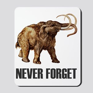 NF Woolly Mammoth-1 Mousepad
