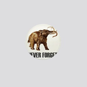NF Woolly Mammoth-1 Mini Button