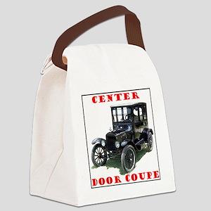 T-centerDoor-4 Canvas Lunch Bag