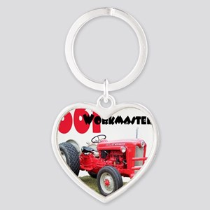 Ford661-10 Heart Keychain